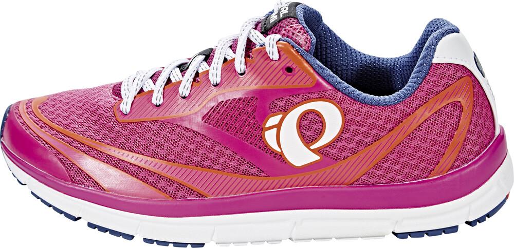 Pearl Izumi Em Route V3 Chaussures Running N2 Femmes Orange / Rose Nous 9.5 sruEc